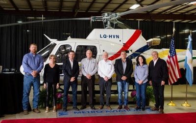 METRO DELIVERS H125 TO JUJUY PROVINCE