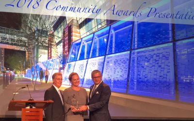 Metro Aviation customers honored during AAMS Community Awards