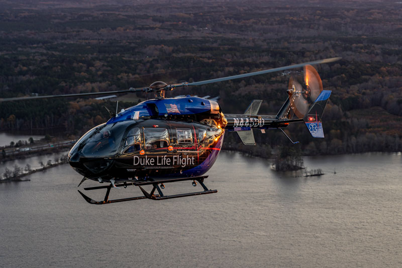 Duke Life Flight