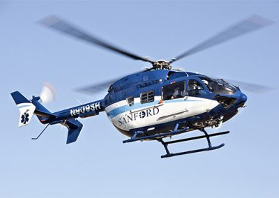 SANFORD HEALTH AIRMED