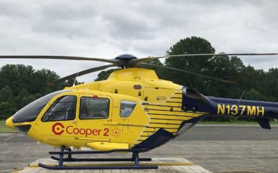 Cooper 2 Joins Life-Saving Air Medical Transport Service