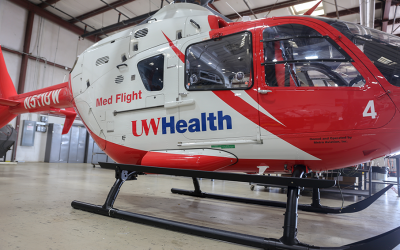 UW Health offers first look at upgraded fleet