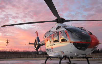 Mercy Fort Smith air ambulance on its way; Mercy Life Line set to arrive April 1