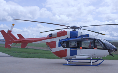 Genesys Aerosystems & Metro Aviation earn Transport Canada approval on Airbus EC145e