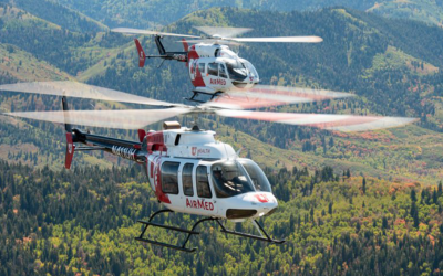 University of Utah AirMed explores new role for mass casualty incidents