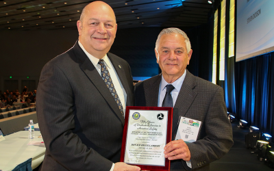 Metro Regional Safety Manager Honored by FAA
