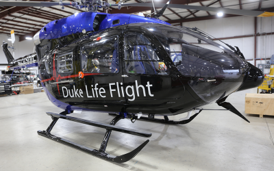 Metro celebrates delivery of first American-made EC145e