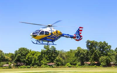 Metro Aviation delivers H135 to Collier County