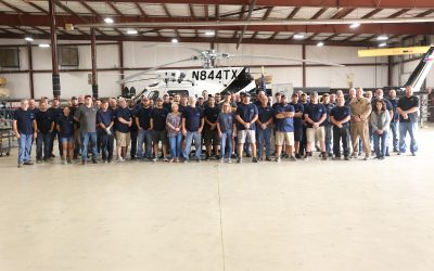 Metro Aviation delivers cutting edge advantage for Texas DPS and becomes maintenance provider for the fleet